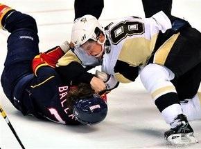 NHL: Акули помстилися Качкам