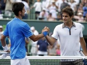 Майами: Джокович обыгрывает Федерера в полуфинале