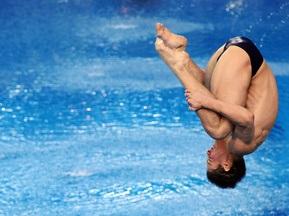 Украинец побеждает на Чемпионате Европы по прыжкам в воду