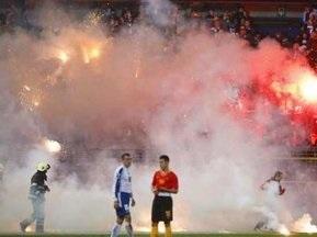 ЧМ-2010: ФИФА расследует инцидент во время отборочного матча