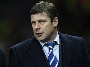 Тренер Динамо назвав слабке місце збірної Англії