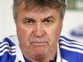 Хіддінк став заслуженим тренером Росії
