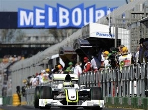 Гран-при Австралии: Триумф Brawn GP