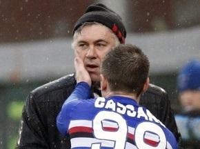 Анчелотті розповів, що потрібно Мілану для перемог