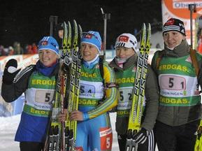 Біатлон: Україна стає четвертою в Кубку Націй