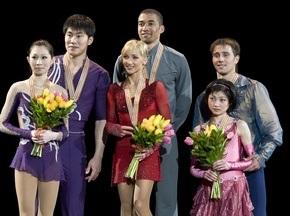 Экс-украинка выиграла золото на Чемпионате мира по фигурному катанию