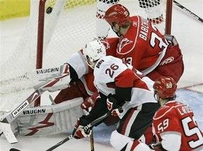 NHL: Киевлянин принес победу Каролине