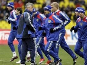 Хиддинк похвалил тренера Азербайджана