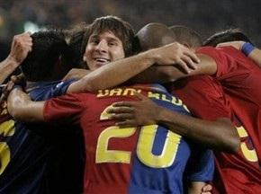 Барселона идет на рекорд