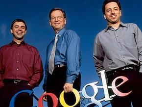 За год руководители Google получили 3 доллара зарплаты
