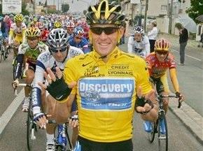 Ленс Армстронг може пропустити багатоденні велоперегони Джіро д'Італія