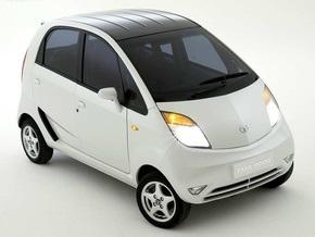 Индия выпустила самое дешевое в мире авто