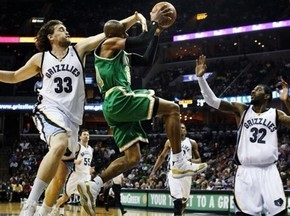 NBA: Бостон и Лейкерс побеждают