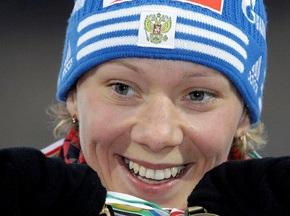 Зайцева берет золото в спринте, Вита Семеренко - седьмая