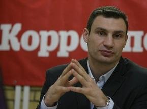 Віталій Кличко не хоче зустрічатися з Маскаєвим