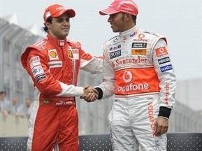 Победителя Формулы-1 будут определять по количеству побед