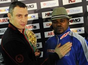 Виталий Кличко: Обещаю Гомесу самый тяжелый поединок в жизни