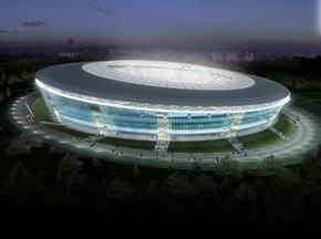 УЄФА поставив п ятірку Донбас Арені