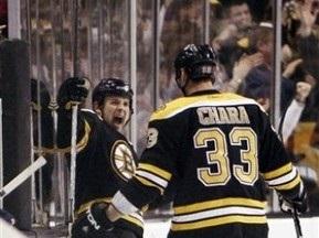 NHL: Лідери тримають марку