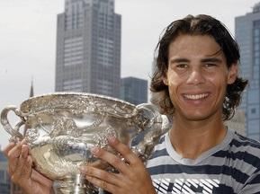 Надаль получит награду за достижения в спорте в 2008 году