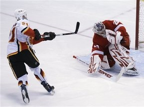 NHL: Страсти накаляются