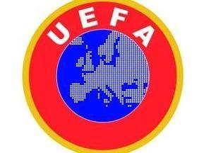 Таблиця коефіцієнтів УЄФА: Україна обійшла Португалію