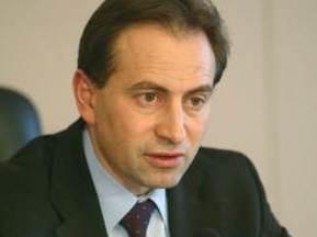 Томенко предлагает изменить стратегию подготовки к Евро-2012 в связи с кризисом