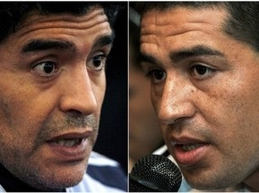Игрок сборной Аргентины ушел из команды из-за Марадоны