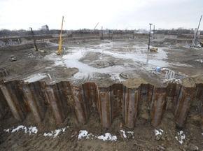 Варшава опережает график строительства стадиона