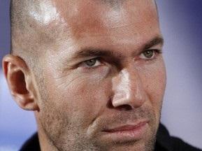 Зідан хоче повернутися в Реал