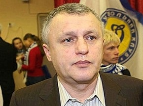 Игорь Суркис рассказал, почему голосовал за Рабиновича