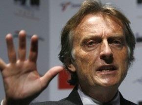 Президент Ferrari: Если гонка в Риме состоится, то мы проведем лучшую подготовку