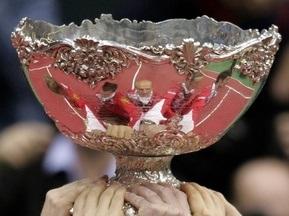 Кубок Дэвиса: Матч Испания-Сербия перенесен из-за погоды
