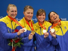 Сборная Украины по фехтованию признана командой года
