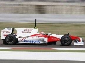 F1: Глок стал лидером в Хересе, Масса поберег болид