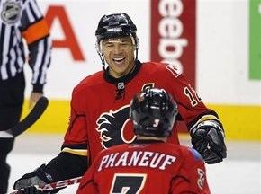 NHL: Гольова феєрія в Альберті