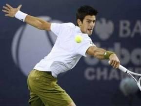 Теннис: Джокович стал полуфиналистом в Дубае