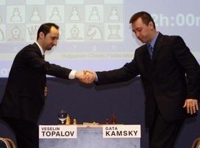 Шахматы: Топалов оспорит корону Ананда