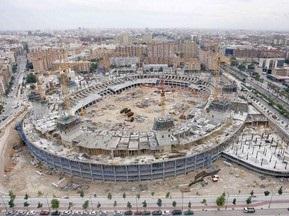 Валенсія припинила будівництво нового стадіону