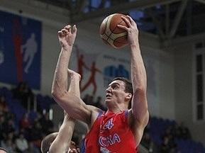 Евролига УЛЕБ: ЦСКА разнес Сиену