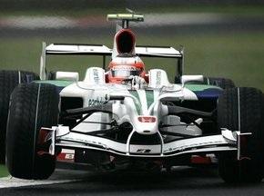 F1: Honda готовится к тестам нового болида
