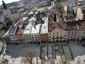 Євро-2012: Львівська міськрада очікує півмільйона туристів