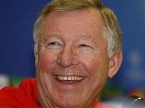 Фергюсон: В цьому році Реал не претендує на перемогу в ЛЧ