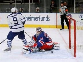 NHL: Падение Бостона продолжается