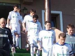 Динамо уступило Крыльям Советов в контрольном поединке