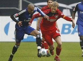 Бундеслига: Бавария и Герта проигрывают, Гамбург выходит на первое место