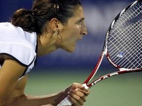 Француженка стала первой финалисткой турнира в Дубае