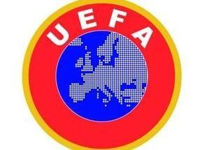 Обновленный рейтинг коэффициентов УЕФА: Украина - 10-я