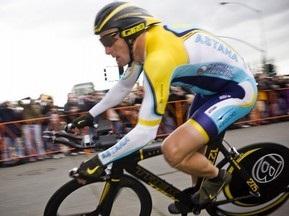 Знайшовся викрадений велосипед Армстронга