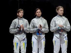 Українки беруть срібло на Московській шаблі
